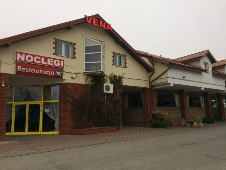 Vena Noclegi Restauracja