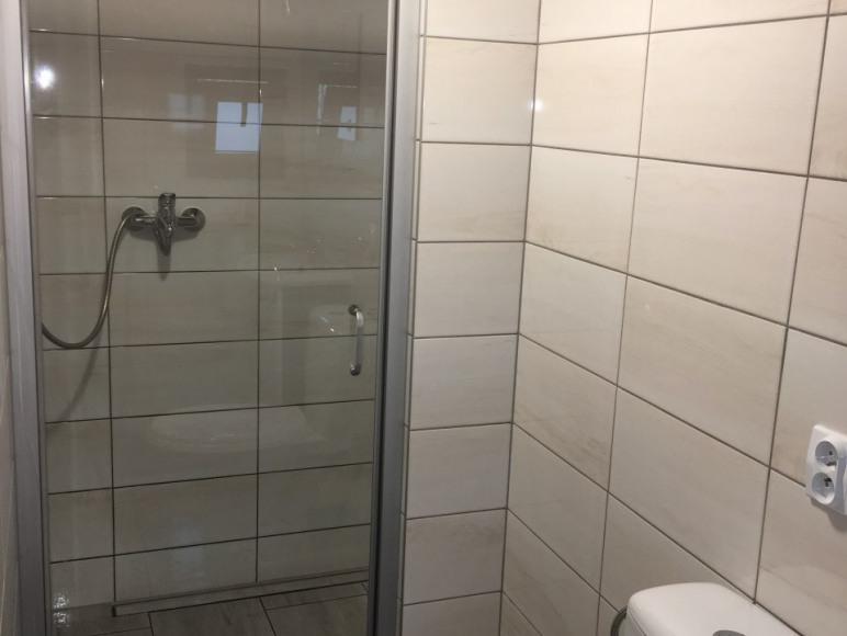 łazienka domek I