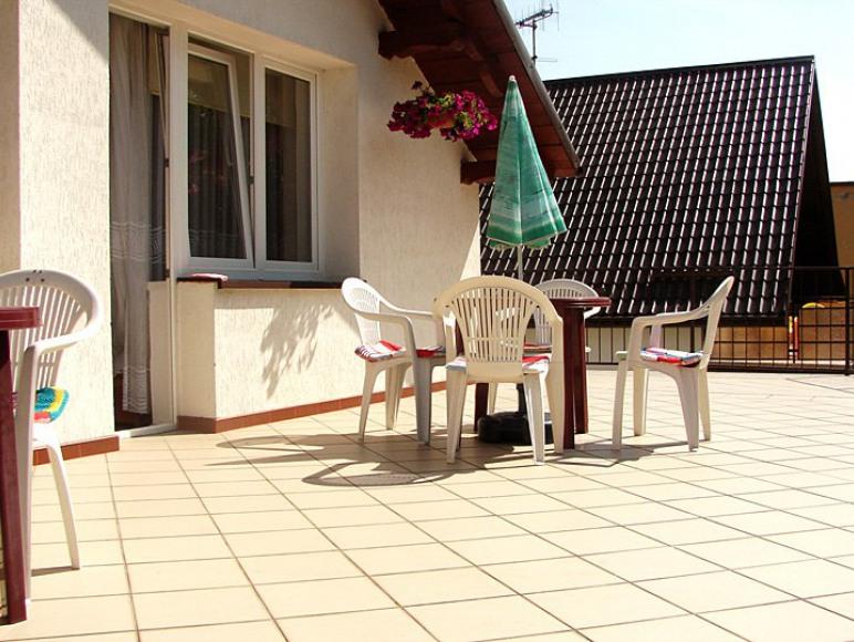Basia - Pokoje gościnne