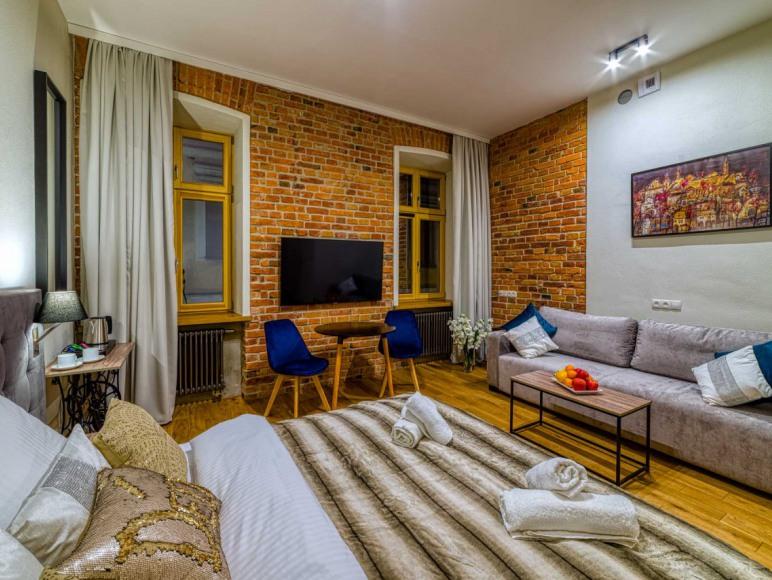 Pokój Silver - Aparthotel Delta Boutique