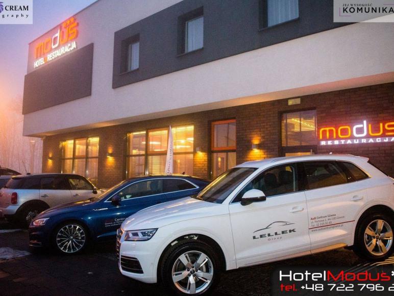 Hotel Modus łaziska Mikołów