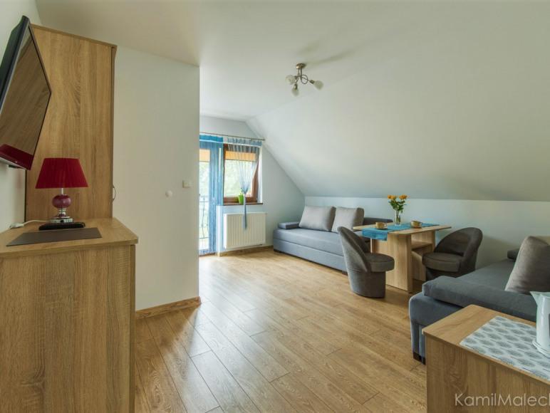 apartament duży pokój