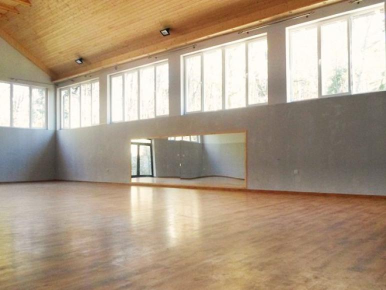 Sala z lustrami 175 m2