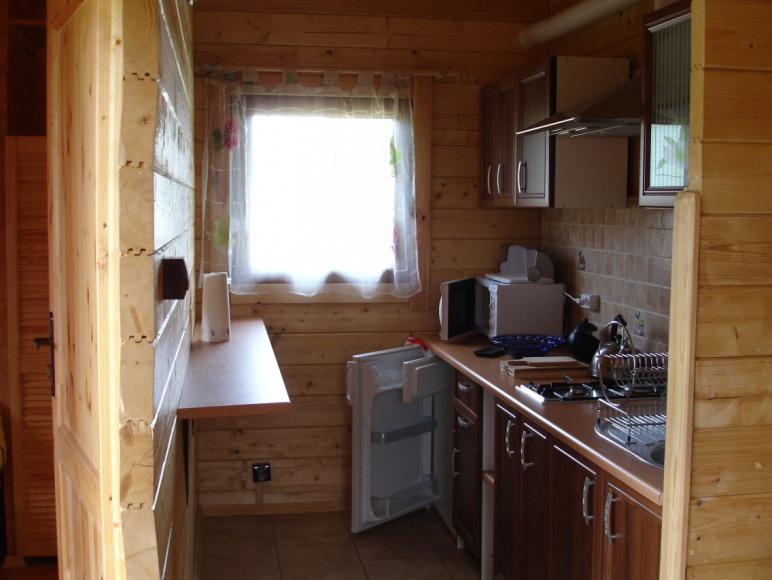 Paździorowo Domki Drewniane