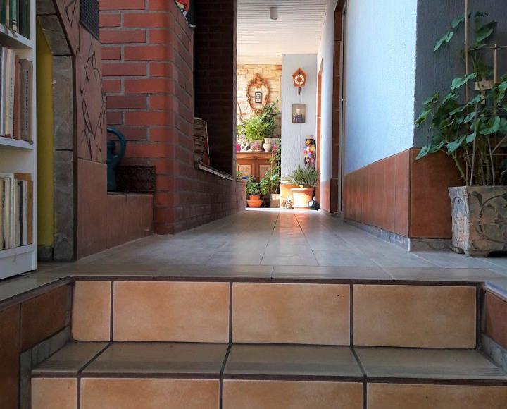 16 wejście do część bungalow