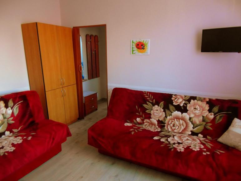 Apartament nr 1 - czerwony pokój :)