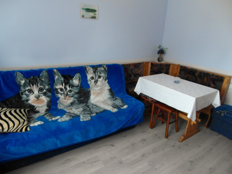 Apartament nr 1 - niebieski pokój :)
