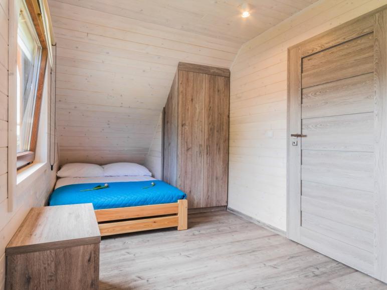 sypialnia duży domek