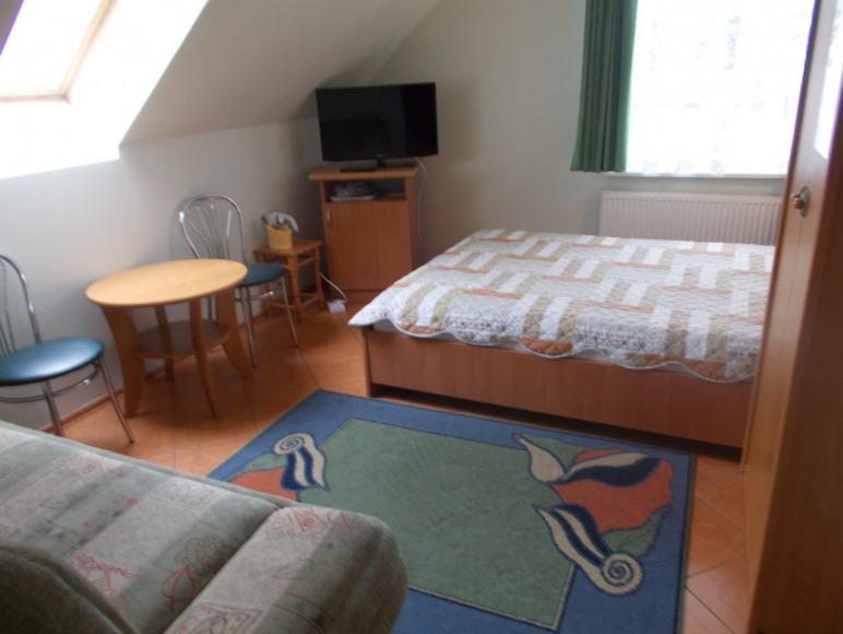 Pokój 3-osobowy na piętrze 1