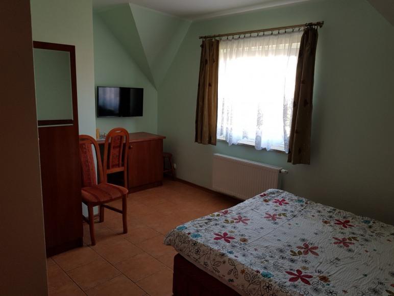 pokój 2-osobowy na piętrze 1.