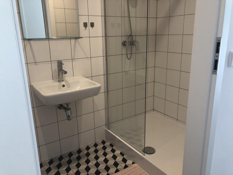 Łazienka parter bud.hotelowy