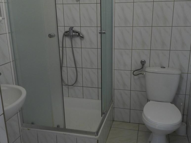 Łazienka bud. hotelowy