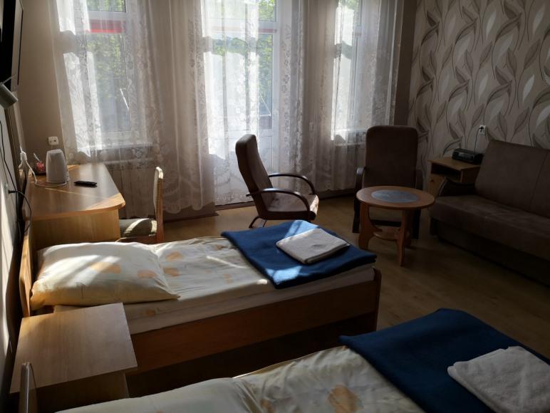 Ośrodek Wypoczynkowy- Janówka