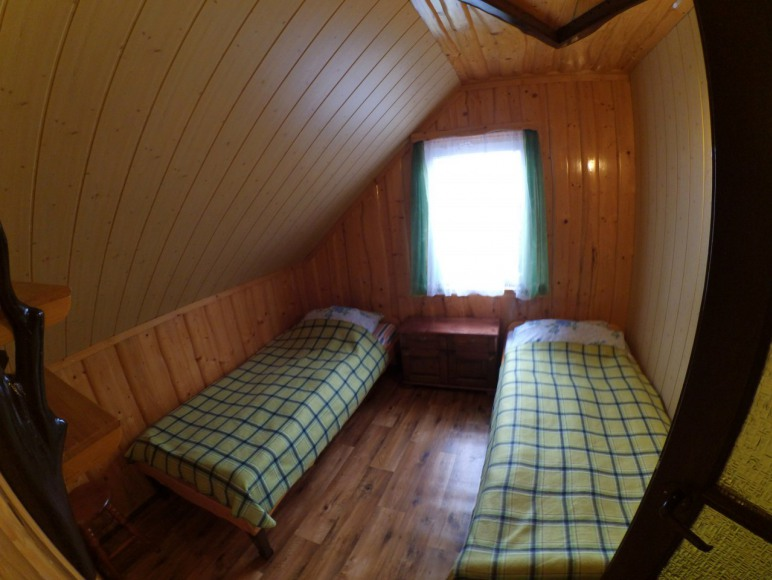 Pokój w 2 domku