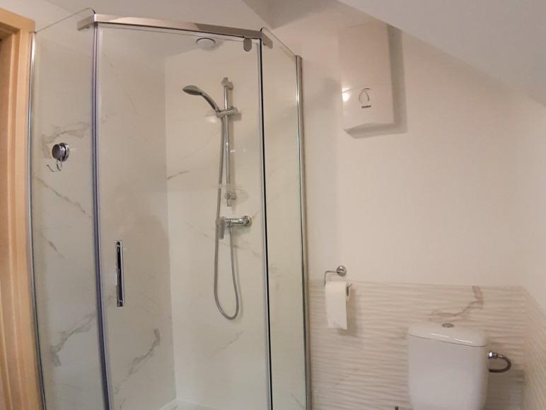 Pokój 2 osobowy łazienka
