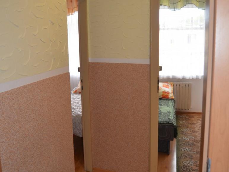 studio - korytarz