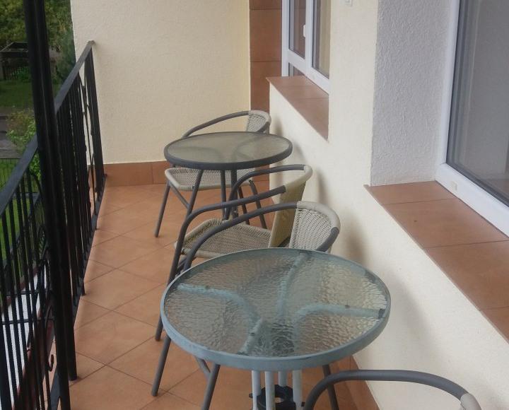 studio- balkon