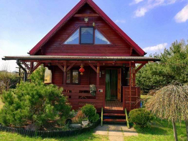 dom od wejścia
