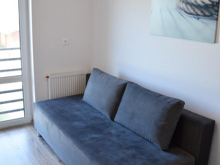 Pokój dwuosobowy z sofą