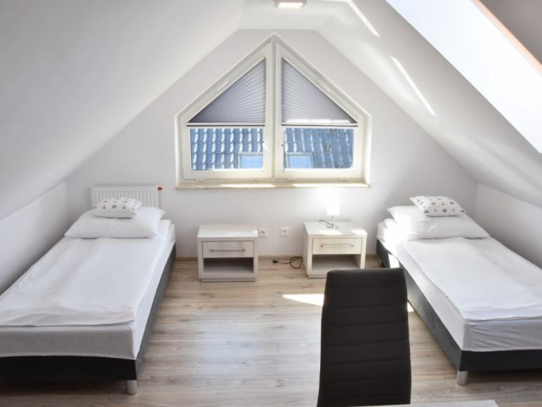 Pokój czteroosobowy bez balkonu
