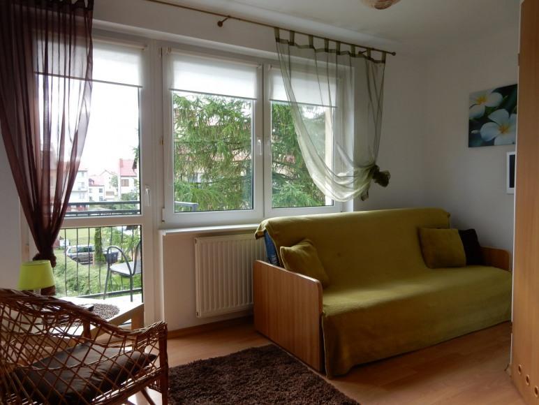 pokój nr 4 z łazienką i balkonem - 2 osobowy