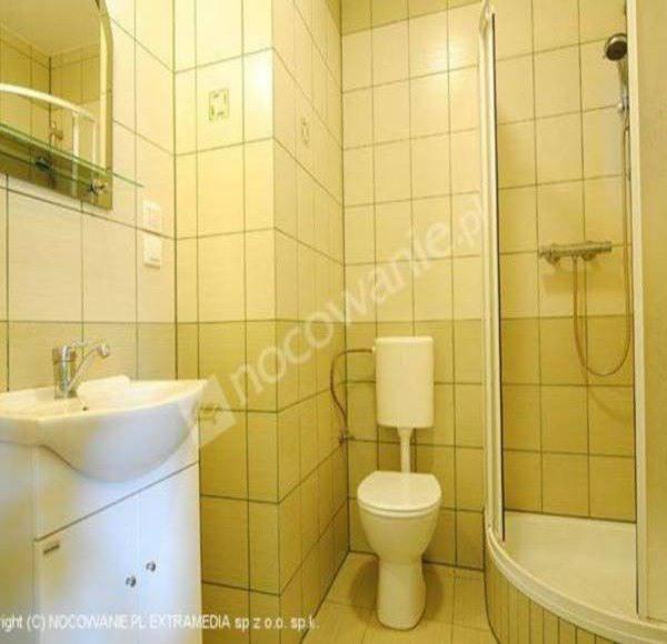 Łazienka - pokój 3 osobowy