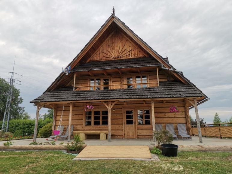 Domek Na Bugaju