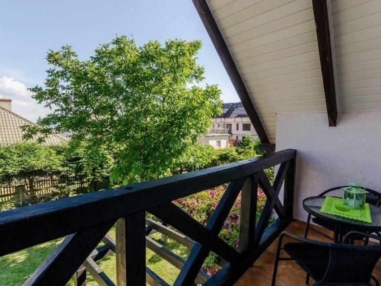 Balkon - pokój nr 3
