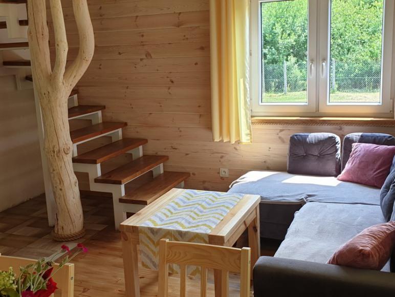 Domek w Osadzie Leśny Azyl