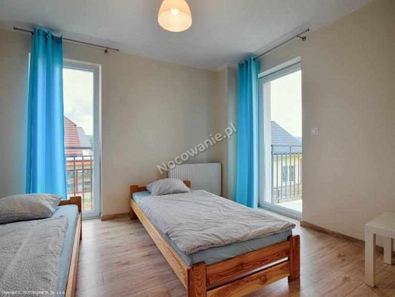 sypialnia apartament nr 1