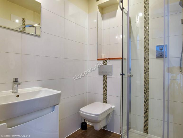 łazienka pokój 3 osobowy