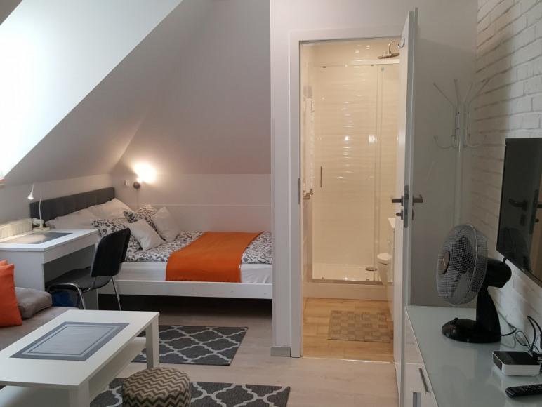 Pokój nr 2 Orange dla 2-4 osób