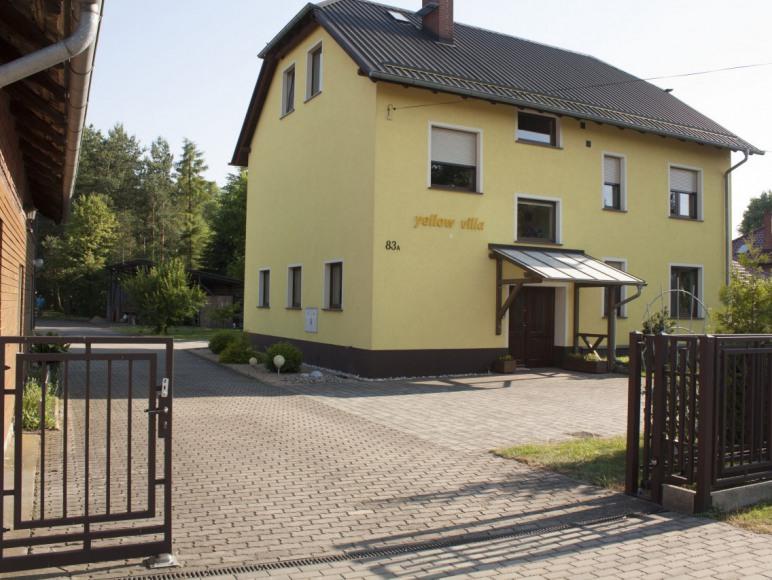 Yellow Villa