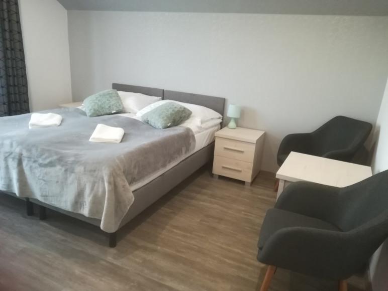 pokój nr.2 , pokój 2-u osobowy , dwa łóżka jednoosobowe