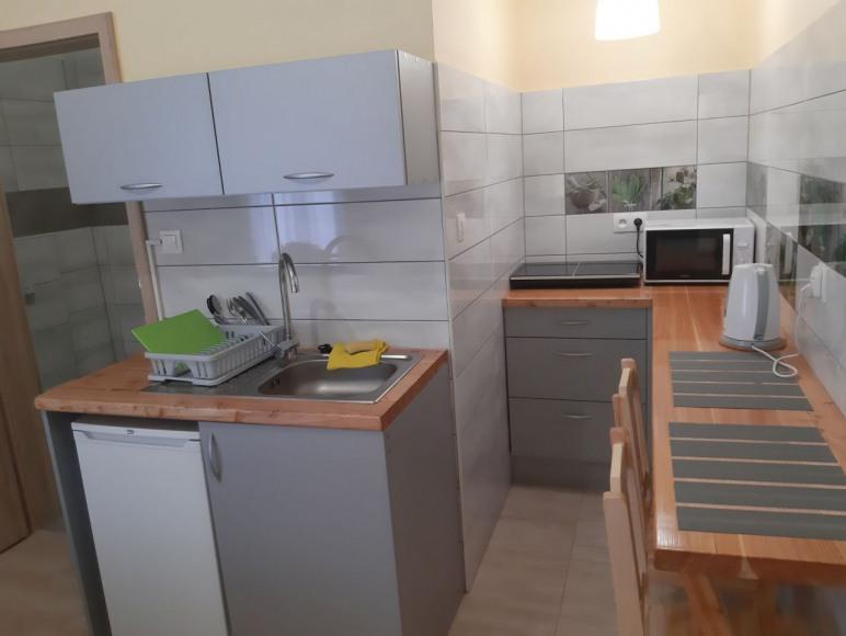 kuchnia apartament 2 osobowy
