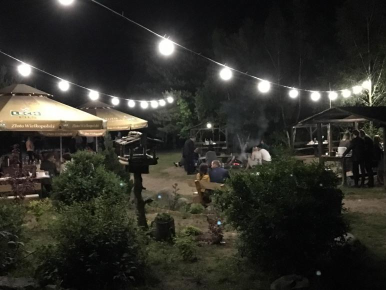Miejsce na imprezy Żurawiniec