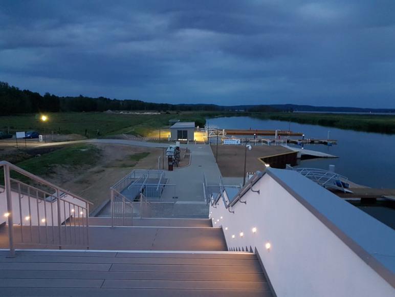 Domki letniskowe nad morzem Camping Świnoujście