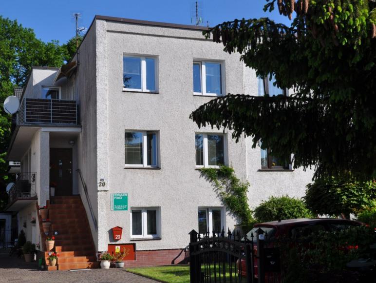 Dom od ul. Sosnowej