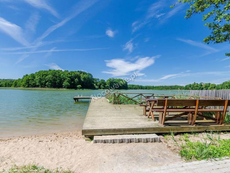 Pensjonat i domki letniskowe nad jeziorem Wejsunek