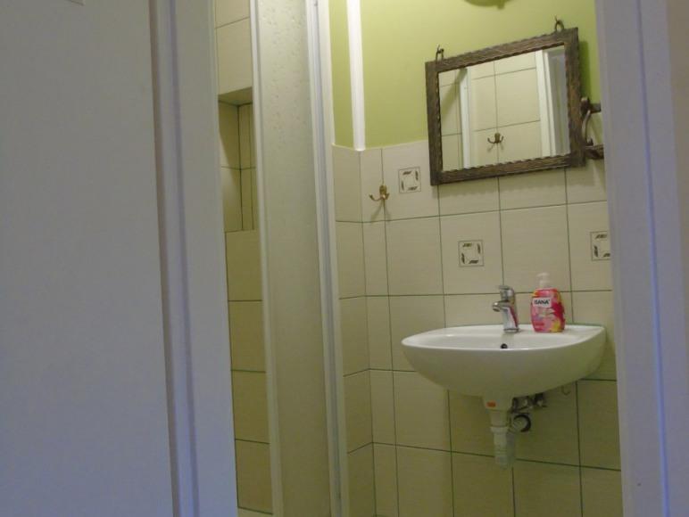 pokój nr 1 - łazienka