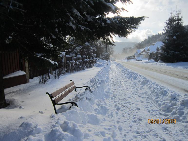 Ulica Zazamcze