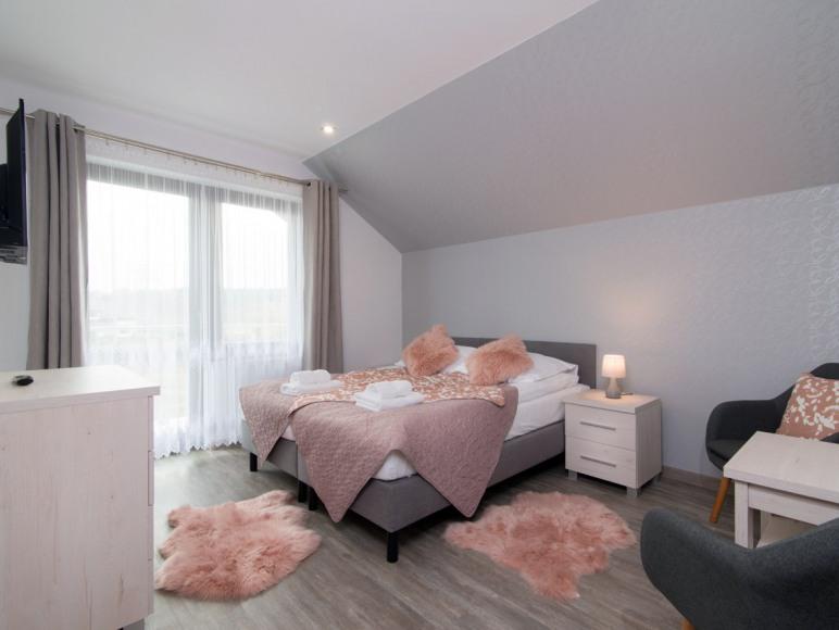 Pokój nr. 2 , 2 łóżka jednoosobowe