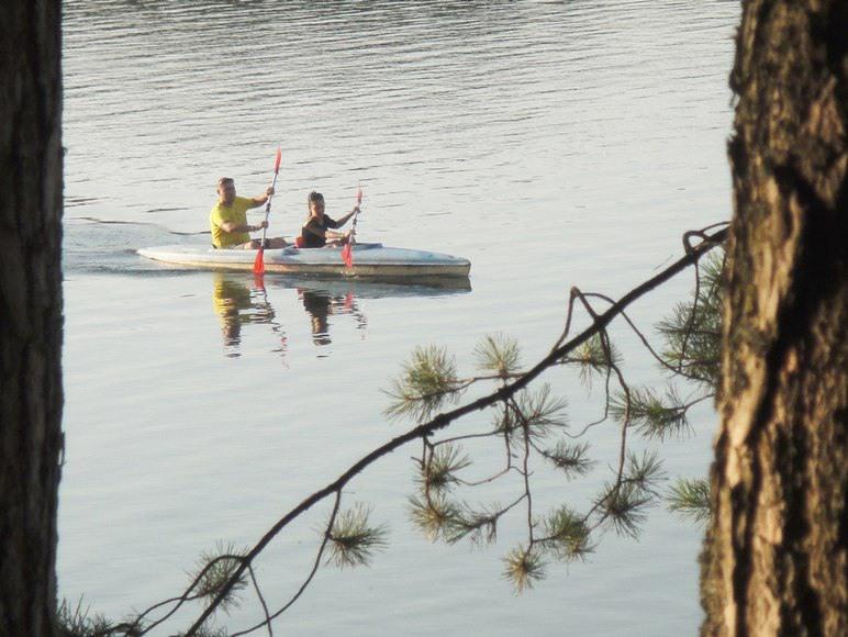 Spływy kajakowe po rzece Wdzie