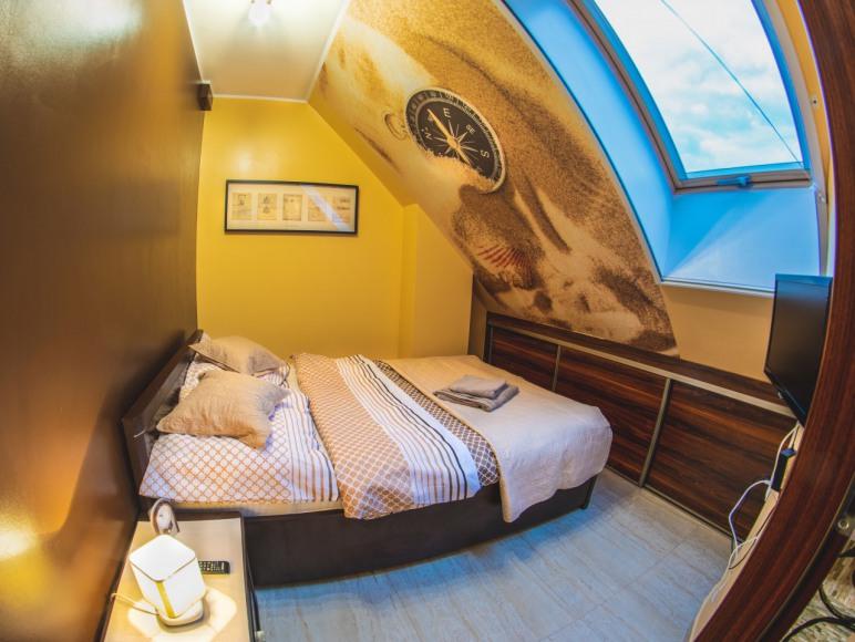 sypialnia na górze