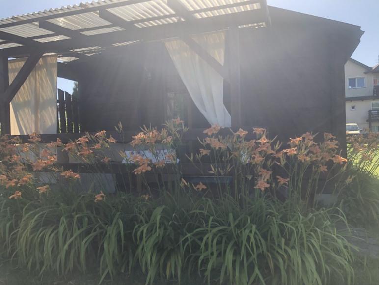 Apartamenty oraz Domek z Bali nad jeziorem Czos