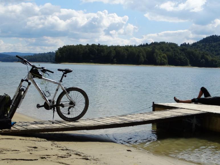 okolice jeziora naszego
