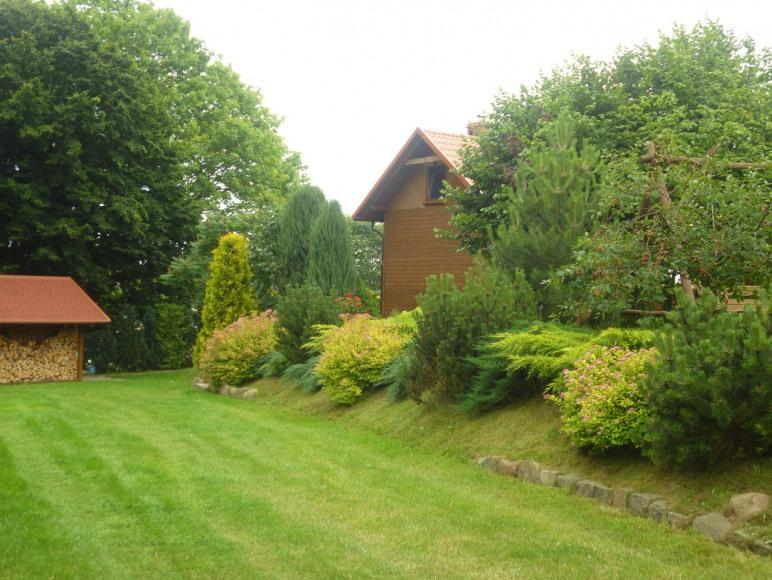 Domki na Zielonym Wzgórzu