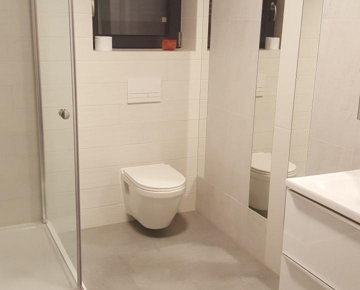 Wspólna łazienka