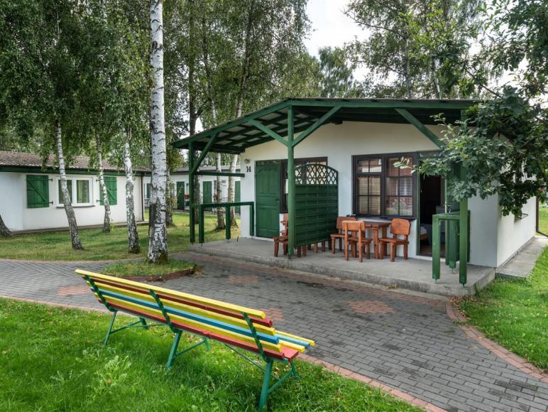 """Ośrodek Wczasowy """"Wodnik"""""""