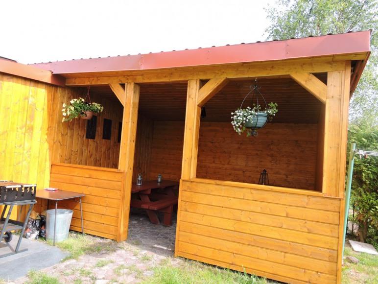Pensjonat Kaja w Sarbinowie